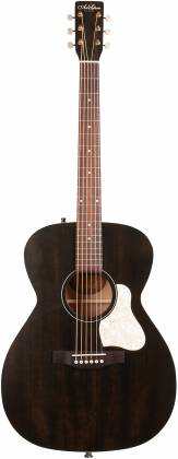 Art & Lutherie 045563 Concert Hall Legacy 6 String RH Acoustic Guitar – Faded Black 045563 Product Image 5