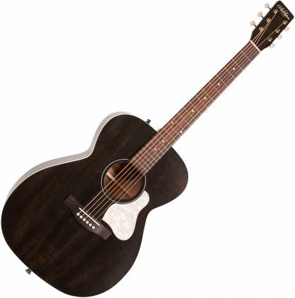 Art & Lutherie 045563 Concert Hall Legacy 6 String RH Acoustic Guitar – Faded Black 045563 Product Image