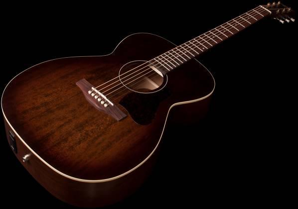 Art & Lutherie 045570 Concert Hall Legacy 6 String RH Acoustic Guitar – Bourbon Burst 045570 Product Image 2
