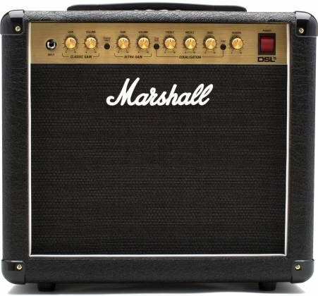 Marshall DSL5CR 5W Valve Guitar Amplifier Combo dsl-5-cr Product Image 12