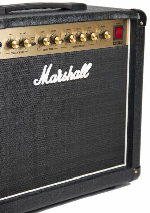 Marshall DSL5CR 5W Valve Guitar Amplifier Combo dsl-5-cr Product Image 2