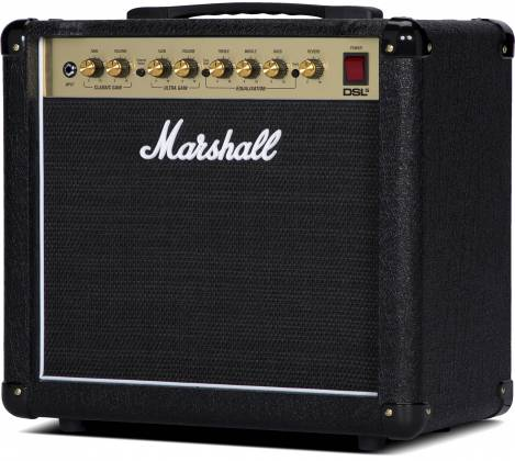Marshall DSL5CR 5W Valve Guitar Amplifier Combo dsl-5-cr Product Image 11