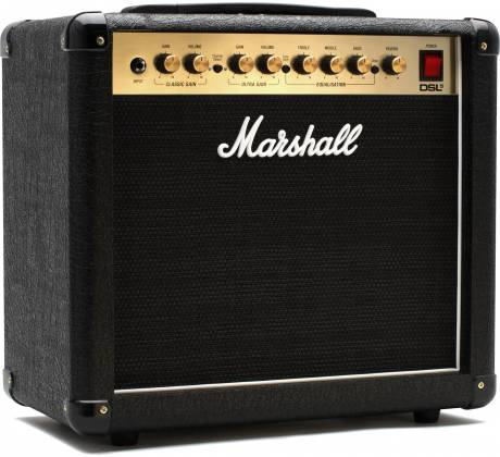Marshall DSL5CR 5W Valve Guitar Amplifier Combo dsl-5-cr Product Image