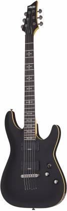 Schecter 3660-SHC Demon 6 Series 6 String RH Electric Guitar - Aged Black Satin 3660-shc Product Image 9
