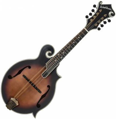 Washburn M118SWK-D Americana Series F-style Vintage Mandolin with a Hard Case m-118-swk-d Product Image