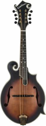 Washburn M118SWK-D Americana Series F-style Vintage Mandolin with a Hard Case m-118-swk-d Product Image 11
