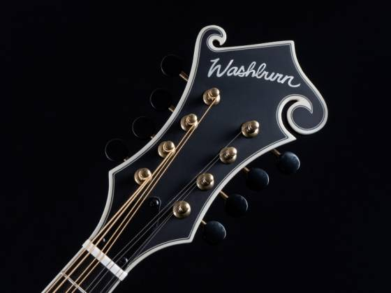 Washburn M118SWK-D Americana Series F-style Vintage Mandolin with a Hard Case m-118-swk-d Product Image 10