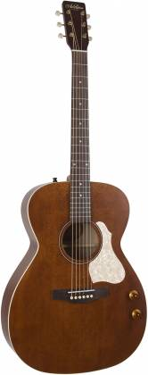 Art & Lutherie 047710 Legacy Q-Discrete 6 String RH Acoustic/Electric Guitar – Havana Brown 047710 Product Image 13