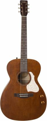 Art & Lutherie 047710 Legacy Q-Discrete 6 String RH Acoustic/Electric Guitar – Havana Brown 047710 Product Image 11