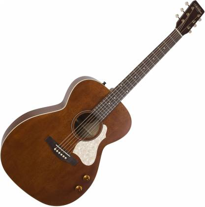 Art & Lutherie 047710 Legacy Q-Discrete 6 String RH Acoustic/Electric Guitar – Havana Brown 047710 Product Image