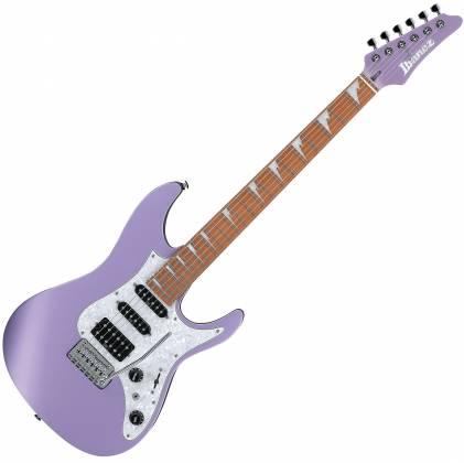 Ibanez MAR10-LMM Mario Camarena Signature 6 String RH Electric Guitar -Lavender Metallic Matte Product Image