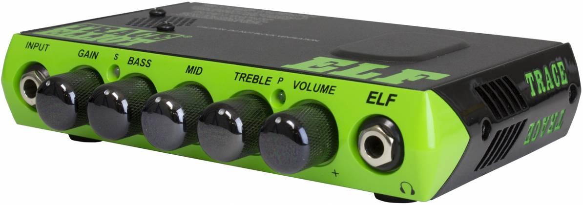 Trace Elliot Elf 200-Watt Micro Bass Head 03615760 Product Image 5