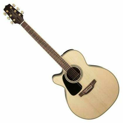 Takamine GN51CELH-NAT G-Series NEX 6-String LH Acoustic Electric Guitar-Natural Product Image