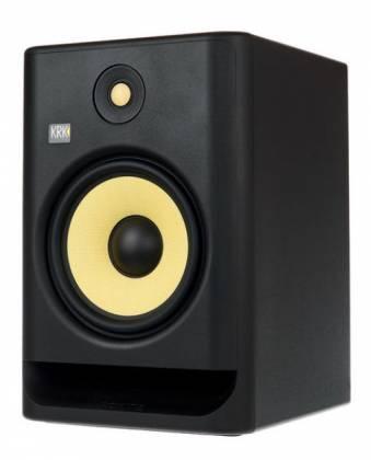 "KRK RP8-G 4 Rokit 8"" Powered Studio Monitor-Black Product Image 6"