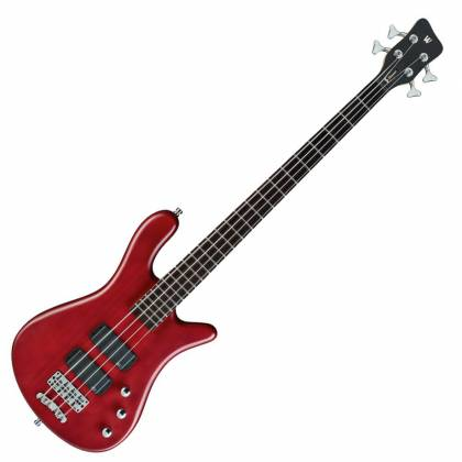 Warwick R514-010 CR RockBass Streamer Standard 4-String RH Electric Bass - Burgundy Red Product Image