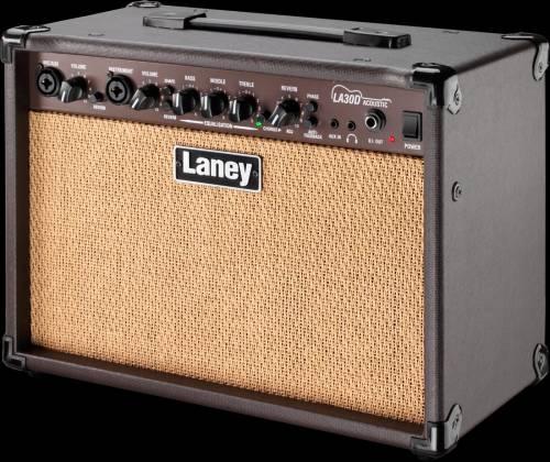 Laney LA30-D  LA Series 30-Watt Acoustic Guitar Amplifier Combo Product Image 3