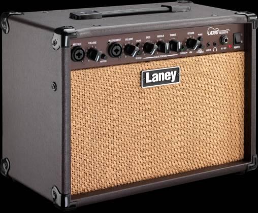 Laney LA30-D  LA Series 30-Watt Acoustic Guitar Amplifier Combo Product Image 2