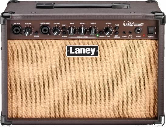 Laney LA30-D  LA Series 30-Watt Acoustic Guitar Amplifier Combo Product Image