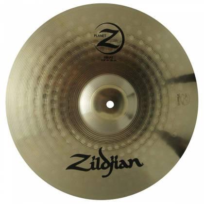 "Zildjian PLZ1418 Planet Z 14"" Hi-Hat Pair, 18"" Crash-Ride Cymbal Pack Product Image 2"