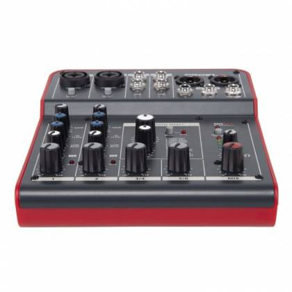 Proel MQ6-FX Compact 6-Channel Mixer with FX Product Image 4