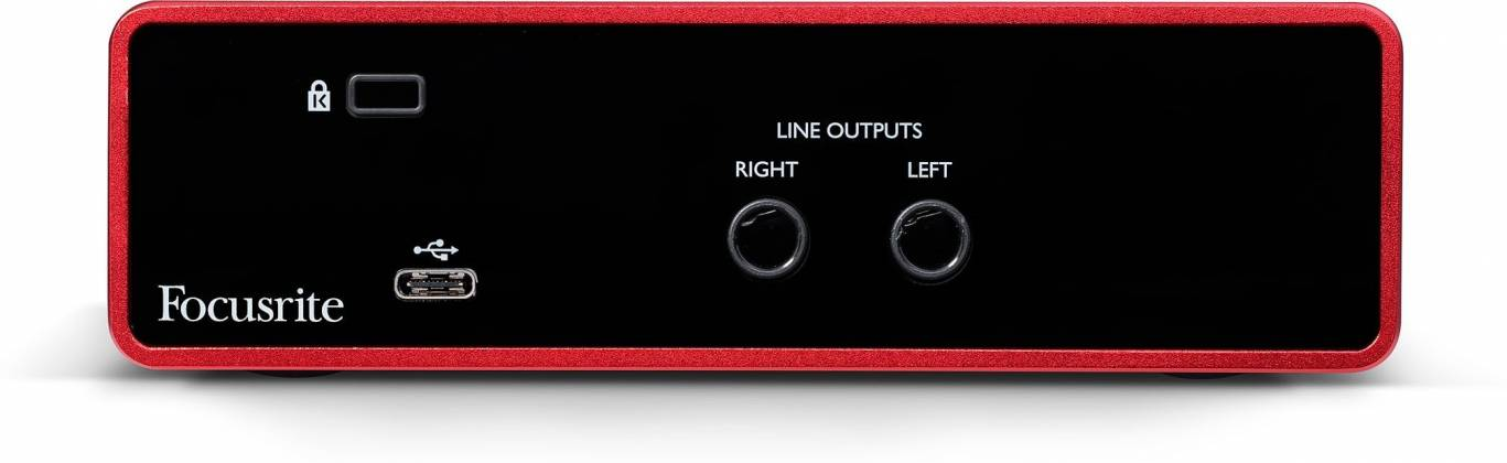 Focusrite Scarlett Solo 3rd Gen USB Audio Interface with Mic Preamp Product Image 2
