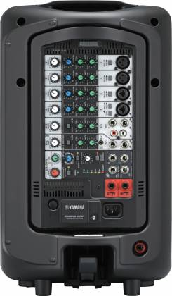Yamaha STAGEPAS400-BT Portable PA System with Bluetooth Product Image 3