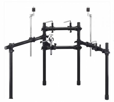 Yamaha DTX522K 5 Piece Electronic Drum Kit with 8 Pads and Rack Product Image 2