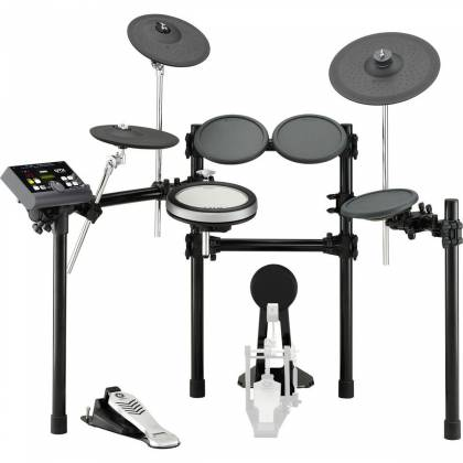 Yamaha DTX522K 5 Piece Electronic Drum Kit with 8 Pads and Rack Product Image