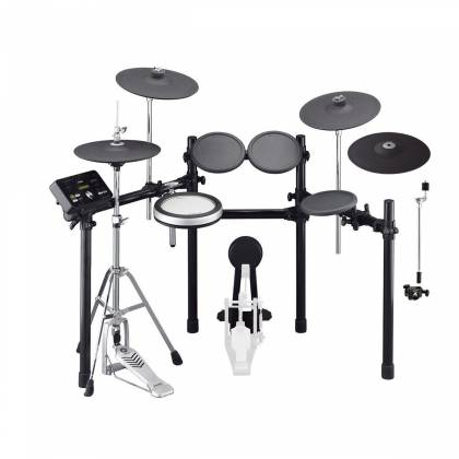Yamaha DTX532K 5 Piece Electronic Drum Set with 8 Pads, Rack, and Hi-Hat Stand Product Image
