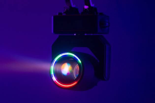 Blizzard NTrance 90W LED Beam Moving Head w/ RGB Effects Ring Product Image 6