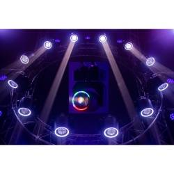 Blizzard NTrance 90W LED Beam Moving Head w/ RGB Effects Ring Product Image