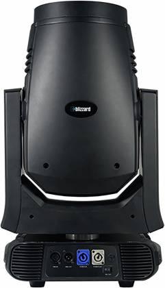 Blizzard Redstone240-Z Wash 240W RGBW Moving Head Wash With 5-70deg Zoom Product Image 4