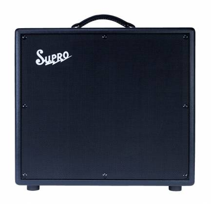 """Supro 1697R Galaxy 2-channel 50W 1x12"""" Tube Guitar Amplifier Combo 1697-r Product Image 4"""