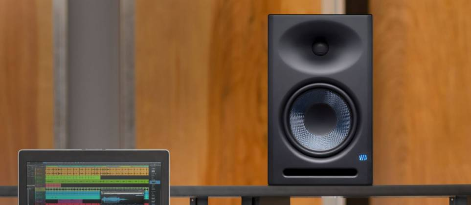 Presonus Eris5-XT 2-Way Active Studio Monitors with Wave Guide Product Image 6