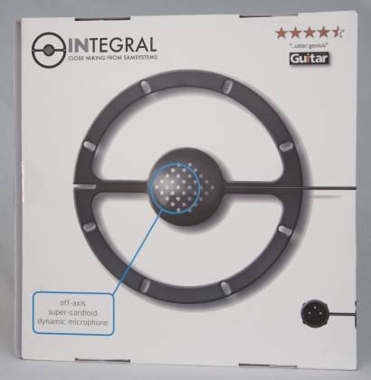 "Integral IM12 Close Mic System for 12"" Amplifiers Product Image 3"