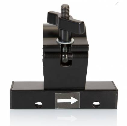 Gator GFW-AVLCDVESA Clamp-on Vesa Stand Mount for Flat Panel Displays gfw-av-lcd-vesa Product Image 2