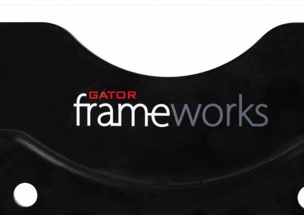 Gator GFW-AVLCDVESA Clamp-on Vesa Stand Mount for Flat Panel Displays gfw-av-lcd-vesa Product Image 11