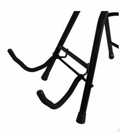 On Stage Stands DT7500 Guitar Stool with Footrest and Instrument Stand Product Image 6