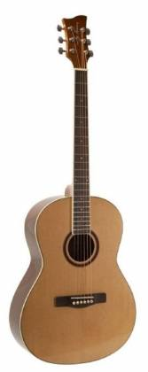 Jay Turser JTA524D-N 524 Series 6-string RH Full Size Dreadnought Acoustic Guitar-Natural Product Image 3