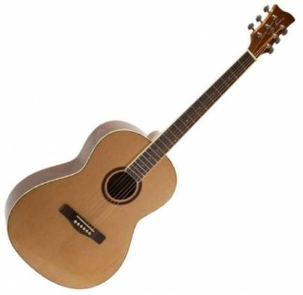 Jay Turser JTA524D-N 524 Series 6-string RH Full Size Dreadnought Acoustic Guitar-Natural Product Image