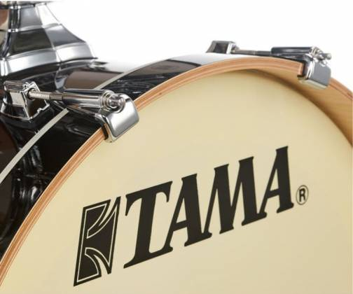 Tama CL50RSTPB Superstar Classic 5-Piece Drum Set Shell Pack-Transparent Black Burst Finish cl-50-rs-tpb Product Image 9