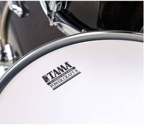 Tama CL50RSTPB Superstar Classic 5-Piece Drum Set Shell Pack-Transparent Black Burst Finish cl-50-rs-tpb Product Image 7
