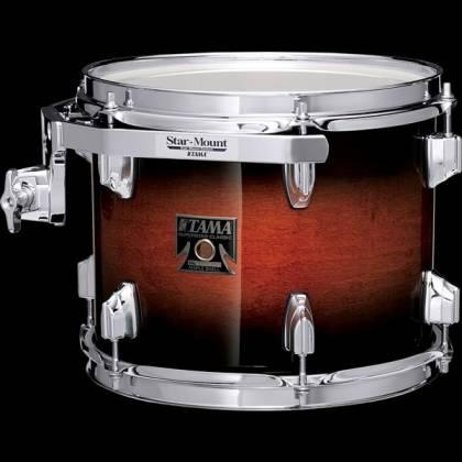 "Tama CL48SMHB Superstar Classic ""Jazz Kit"" 4-Piece Shell Pack-Mahogany Burst cl-48-s-mhb Product Image 2"