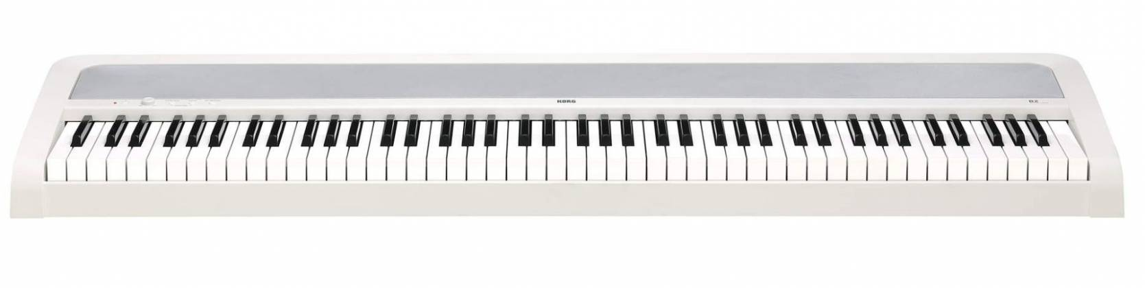 Korg Keyboards B2-WH 88-Key Hammer Action Digital Piano-White Product Image 5