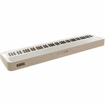 Korg Keyboards B2-WH 88-Key Hammer Action Digital Piano-White Product Image 6
