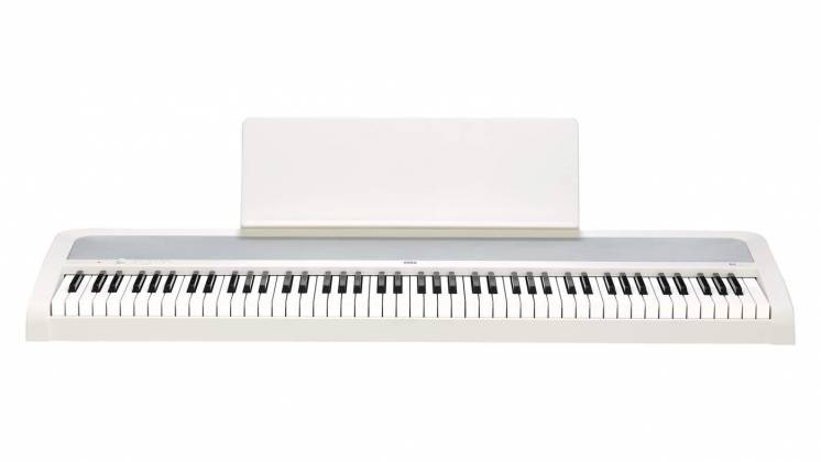 Korg Keyboards B2-WH 88-Key Hammer Action Digital Piano-White Product Image 3