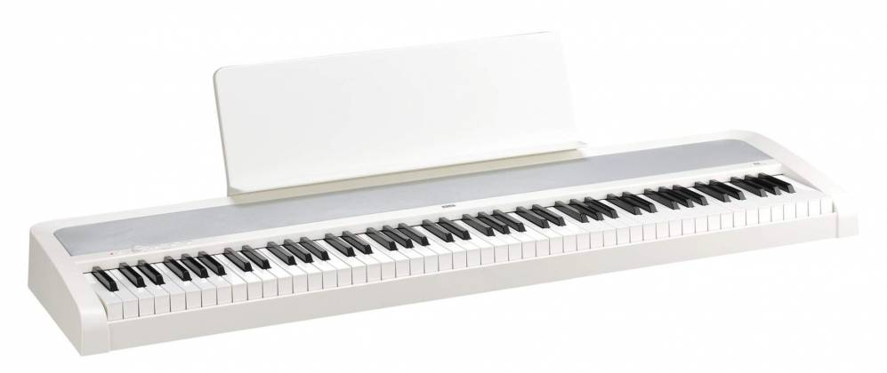 Korg Keyboards B2-WH 88-Key Hammer Action Digital Piano-White Product Image 2