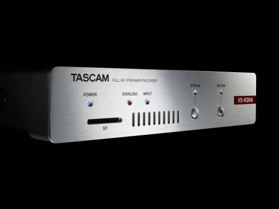 Tascam VS-R264 Full HD Video Streamer/Recorder vs-r-264 Product Image 5