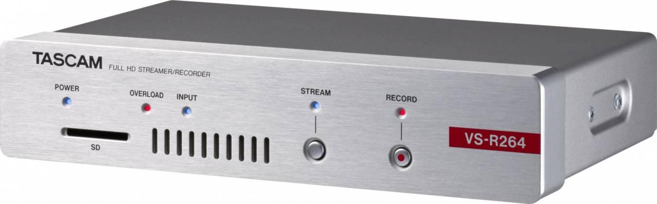 Tascam VS-R264 Full HD Video Streamer/Recorder vs-r-264 Product Image 4