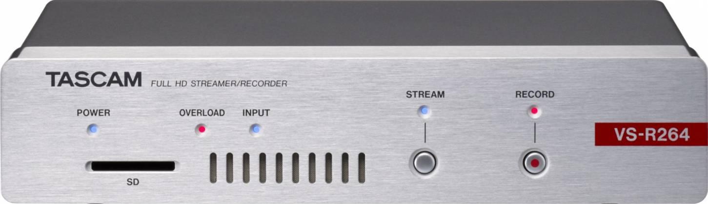 Tascam VS-R264 Full HD Video Streamer/Recorder vs-r-264 Product Image